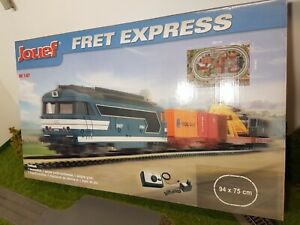 Coffret train fret express HJ 1028 Jouef ho
