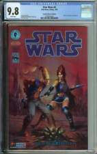 Star Wars #5 CGC 9.8 Another Universe Holofoil