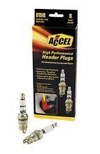Accel 8198 Spark Plug-U-Groove Header Plug