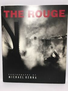 The Rouge Michael Kenna 1995 Photo Book of River Rouge Plant Ford Detroit