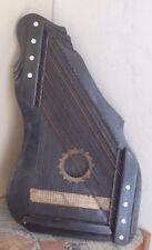 Concert AEOL / American Harp Zither Harfe Zupfinstrument SEHR SELTEN!