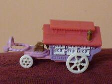 Vintage Polly Pocket wagon du cirque sur le GO ~ Gypsy Caravan