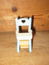 VINTAGE FISHER PRICE1993 LOVING FAMILY DOLL HOUSE HIGH CHAIR FURNITURE REPLACEME