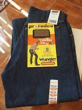 Mens Wrangler Original Fit 13MWZ Cowboy Cut Jeans 28 x 36 NWT