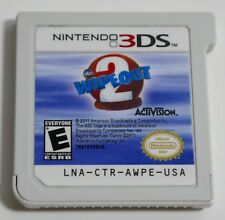 Wipeout 2 (Nintendo 3DS, 2011) CARTRIDGE ONLY