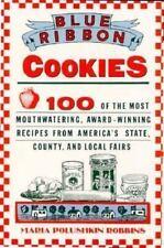 Blue Ribbon Cookies Cookbook Maria Polushkin Robbins Recipes Kitchen English