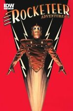 ROCKETEER ADVENTURES 2 #4 MICHAEL GOLDEN AND VARIOUS NM 1ST PRINT
