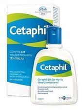CETAPHIL EM, Emulsja micelarna do mycia, 250ml