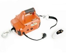 450kg46m Portable Household Small Electric Crane With Wireless Remote Control
