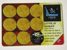 Pirates PocketModel Game - 078 LETTER OF MARQUE