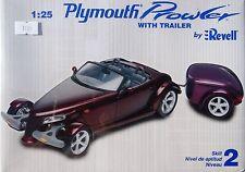 Revell: Plymouth Prowler w/ Trailer~ NIB