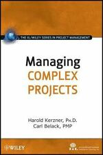 Managing Complex Projects (The IIL/Wiley Series in Project Management)-ExLibrary