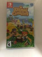 Nintendo Animal Crossing: New Horizons - Nintendo Switch  Brand New & Sealed