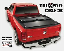 """TruXedo Deuce Roll-Up, Hinged Tonneau Cover Fits Nissan Frontier 6'3"""" Bed"""