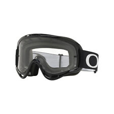 dad6d0fc4c Oakley O Frame MX Goggle Jet Black Clear Lens Fast   Free UK Post