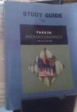 Study Guide for Microeconomics by Michael Parkin (2015, Mixed Media / Mixed Med…