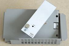 Telefunken V672 Vorverstärker Frontplatte und 2 seitliche Abdeckungen 5857