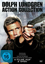 Dolph Lundgren Action Collection - 4 Film Box auf 2 DVD NEU OVP