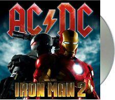 "AC/DC ""iron man 2"" CD NEU Album 2012 Soundtrack / best of / greatest Hits"