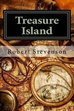 Treasure Island: (Snowball Classics) by Stevenson, Robert Louis -Paperback