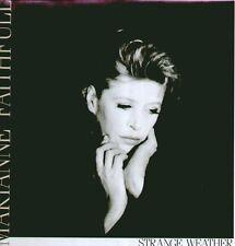 """MARIANNE FAITHFULL """" STRANGE WEATHER """" LP NUOVO  (ISLAND RICORDI) 1987 ITALY"""
