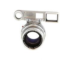 Leica 50mm (5CM) F/2 DR Summicron M-Mount Lens {39} - UG