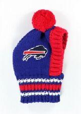 NFL Dog Pet Hat Buffalo Bills Stocking Cap Puppy by Hip Doggie