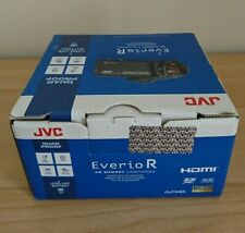 NEW - JVC Everio R GZ-R405 Full HD Quad Proof Camcorder - 40x Zoom/5 Hr Battery