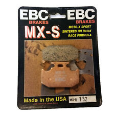 SUZUKI DR 650 SET - SEV 1996 - 1997  EBC Rear Disc Brake Pad Pads MX-S 152