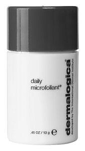 Dermalogica DAILY MICROFOLIANT Exfoliating Powder 13g Face Polish/Scrub