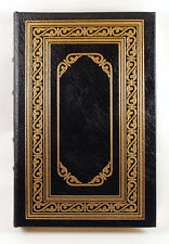 Easton Press SCHINDLER'S LIST Tomas Keneally Signed Limited Edition Leather COA