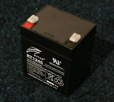 Ritar RT1250 - Brand new battery - 12V 5AH / cube shape