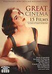 Great Cinema: 15 Films (DVD, 2009, 4-Disc Set)