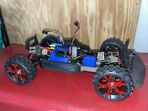Traxxas 1/16 Fiesta Rally Velineon Brushless rc electric