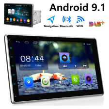 Camera+ 10.1 Inch Android 9.1 Car Stereo Radio Double 2Din GPS Navigation wifi