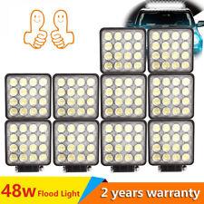 10X48W 16 LED LUCE FARO LAMPADA DA LAVORO FARI OFFROAD 12V 24V CAMION AUTO BARCA