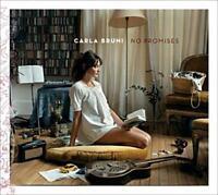 CARLA BRUNI No Promises SHOP SOILED CD NEW