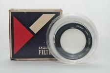 Vintage Prisma Japan Macro + 10 Filter Size 49 mm OLD STOCK NEW IN BOX