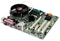MSI MS-7254 434346-001 Motherboard + Intel Pentium 4 CPU 3.4GHz + 1GB RAM [5774]
