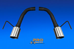Exhaust Back Box Delete Straight Pipe ALFA ROMEO 159 1.9 2.0 2.2 2.4 JTS JTDM