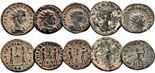 Group of 5 Roman Antoninianii #GX 7668
