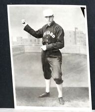 1888 Billy Sunday, Chicago White Sox, 1935 Restrike, Assoc. Press Stamp, 6 x 8