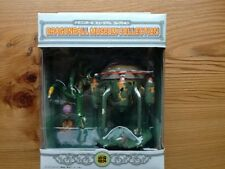 Unifive Dragon Ball Museum Collection Cel Time Machine figure