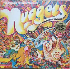 """NUGGETS  """"Original Artyfacts""""  Original Germany 1973 EX/EX"""