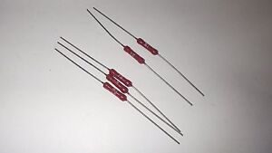 PENN 1% 24 OHMS RESISTORS (LOT OF 5) NNB