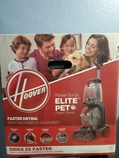 Hoover Power Scrub Elite Carpet Cleaner With Heat Force, FH50250