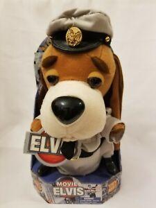 "ELVIS SINGING AND MOTION HOUND DOG. MOVIE PLATINUM EDITION ""G I BLUES."""