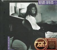 Mary Davis (SOS Band) - Separate Ways CD (1990 Album Remastered + 6 Bonus Track)
