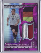 2016-17 Spectra International Fabrics Pink Lukas Podolski 04/25 Jersey Patch