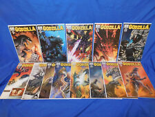 IDW Comics Godzilla #1-13 2012 Complete Series Set VF/NM 1st Prints Lot